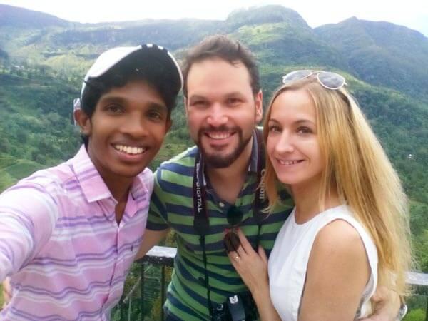 Sri Lanka Rundreise mit Fahrer für Reisende aus der Schweiz