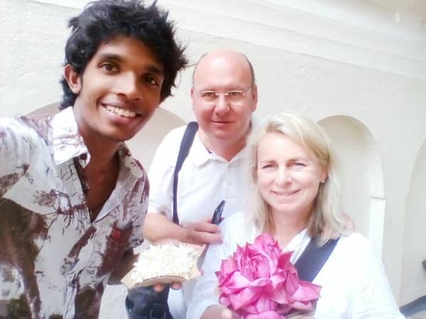 Preiswerte Sri Lanka Rundreisen mit privatem Fahrer für Reisende aus der Schweiz