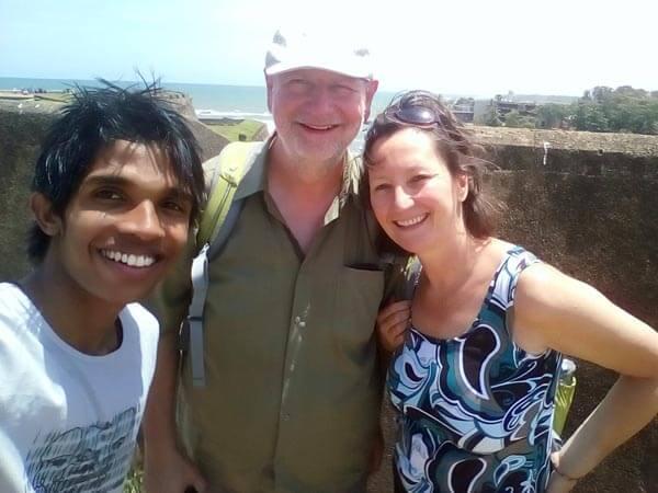 Reisen Sie aus der Schweiz nach Sri Lanka