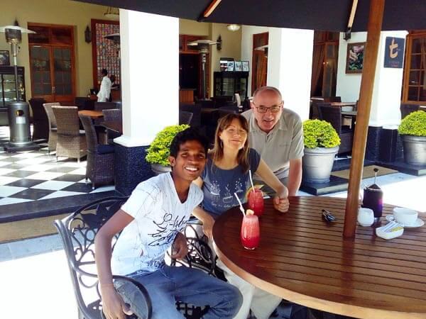 Sri Lanka Urlaub mit Privatfahrer