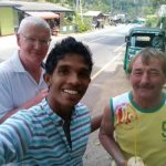 Schweiz nach Sri Lanka