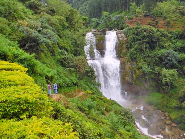 Ramboda-Waterfall