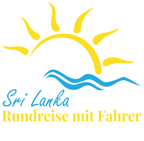 Sri Lanka Rundreise mit Fahrer logo